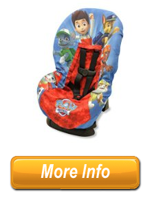 Paw Patrol Car Seat Cover Blue Red Products